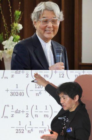 佐治晴夫×桜井進:世界は数学で...